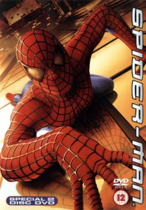 Spider-Man DVD - CDR32161SA