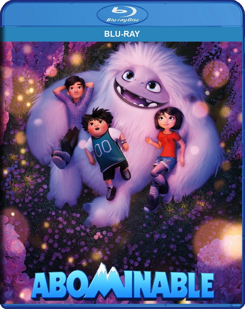 Abominable Blu-Ray - BDU 635853