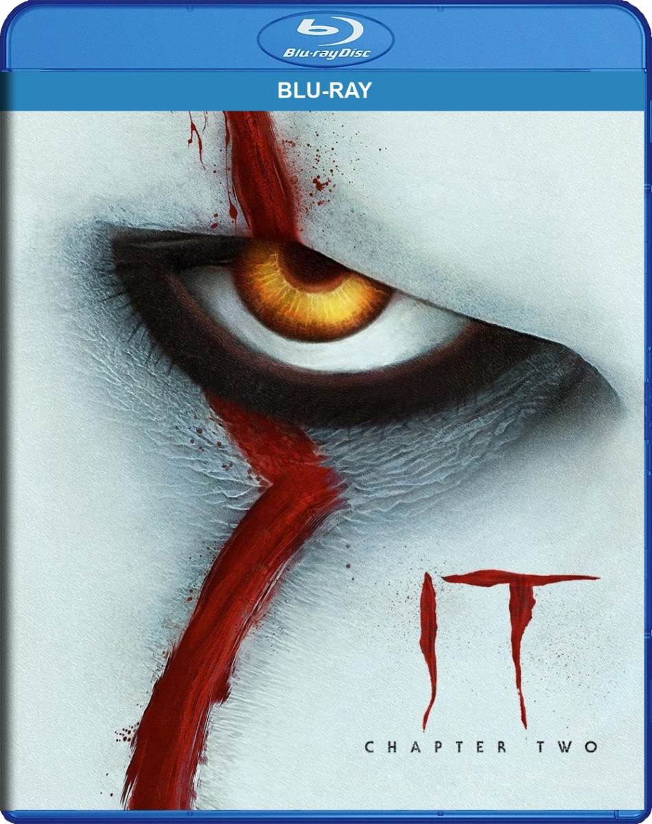 It Chapter Two Blu-Ray - Y35304 BDW