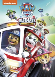 Paw Patrol - Ultimate Rescue DVD - EU149042 DVDP