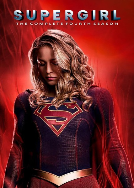 Supergirl: Season 4 DVD - Y35309 DVDW