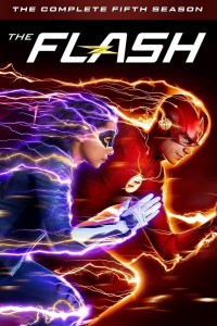 The Flash: Season 5 DVD - Y35318 DVDW