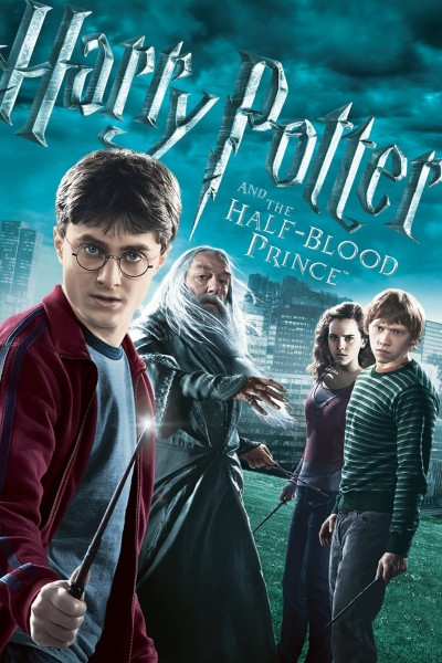 Harry Potter and the Half-Blood Prince DVD - DY22512 DVDW