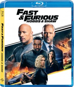 Fast & Furious Presents: Hobbs & Shaw Blu-Ray - BDU 653020