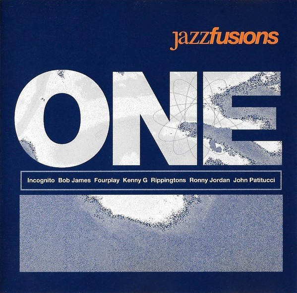 Jazz Fusions One CD - 5016553150128
