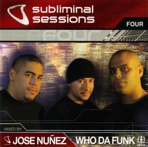 Subliminal Sessions Four CD - SUBUSCD 7