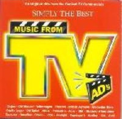 Simply The Best Music From TV CD - CDESP 072