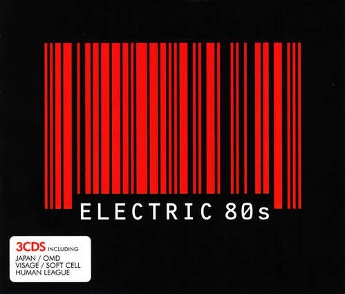 Electric 80s CD - 82876705382