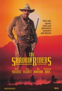 The Shadow Riders DVD - 08870