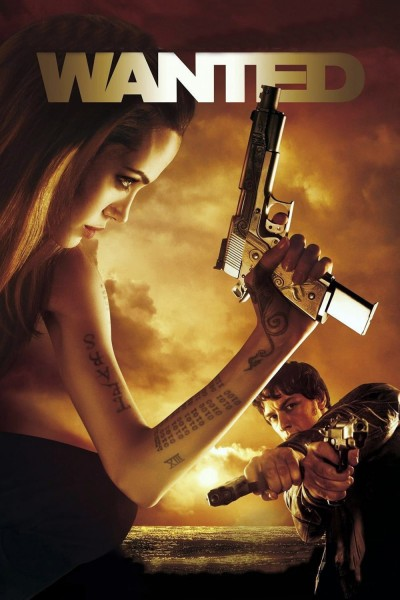 Wanted DVD - 8255605
