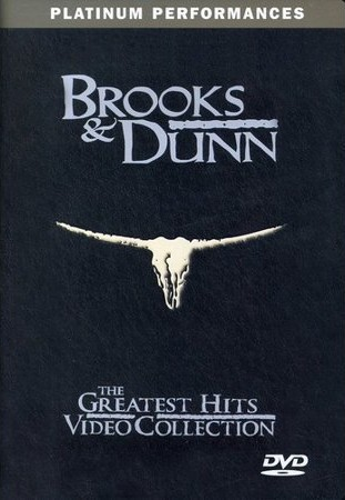 Brooks & Dunn - The Greatest Hits Video Collection DVD - 07822188599