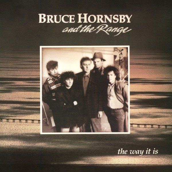 Bruce Hornsby & The Range - The Way It Is CD - PD89901