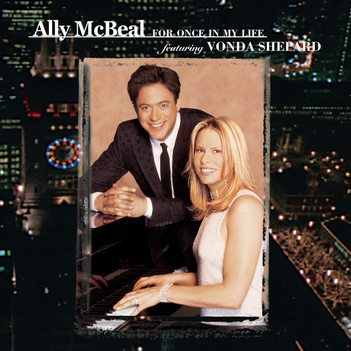 Ally McBeal: For Once In My Life CD - CDEPC 6217