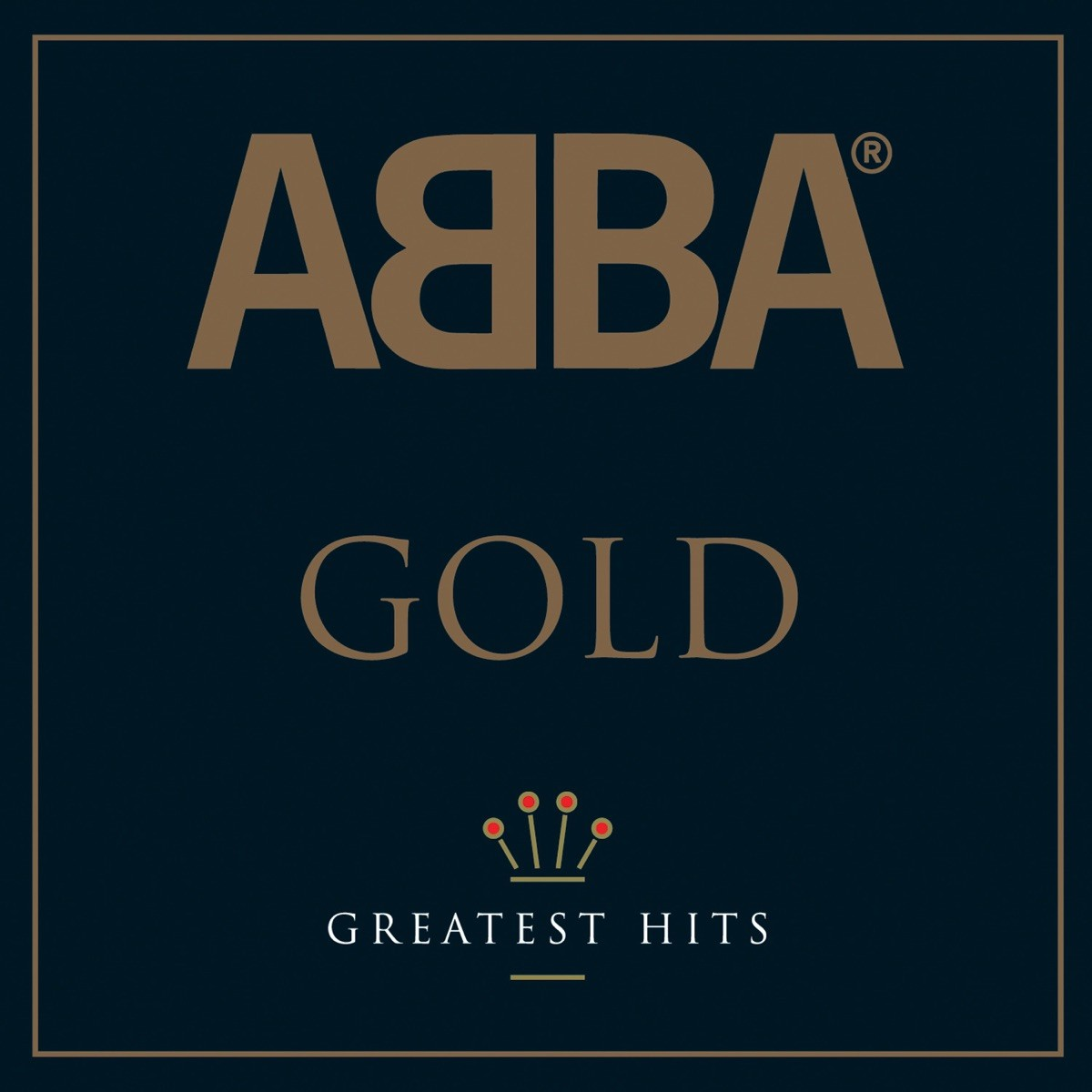 Abba - Gold: Greatest Hits CD - STARCD 5953