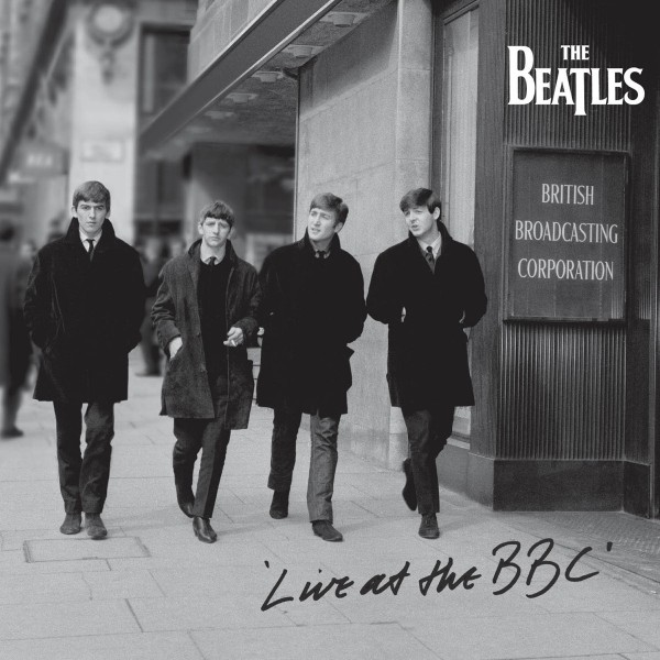 The Beatles - Live at the BBC CD - CDEMCJD 5572