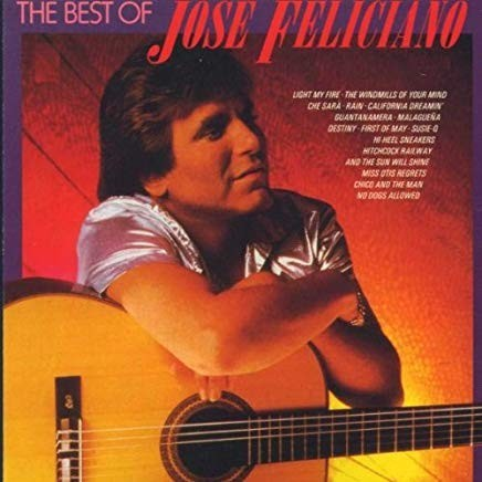 Jose Feliciano - The Best Of CD - CDRCA 4013
