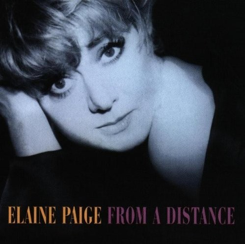 Elaine Paige - From A Distance CD - CDRCA 4223