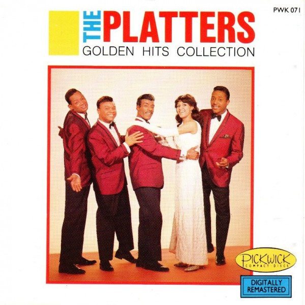 The Platters - Golden Hits Collection CD - PWK 071