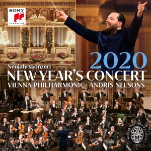 Andris Nelsons & Vienna Philharmonic Orchestra - Neujahrskonzert 2020 / New Year's Concert 2020 CD - 19439702362