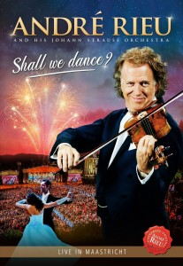 Andre Rieu - Shall We Dance DVD - 871932640799