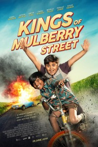 Kings of Mulberry Street DVD - SIDD-034