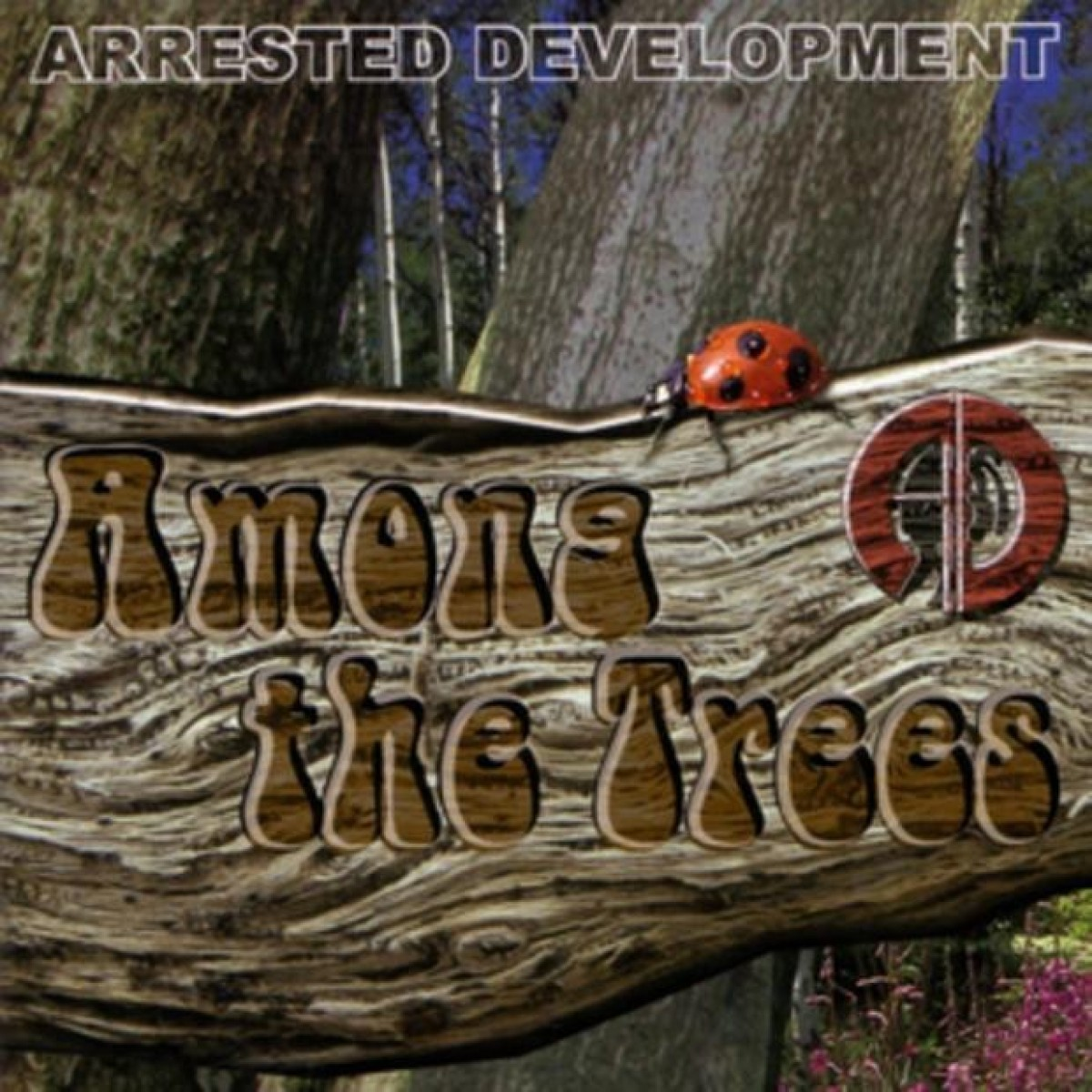 Arrested Development - Among The Trees CD - 0155992ERE