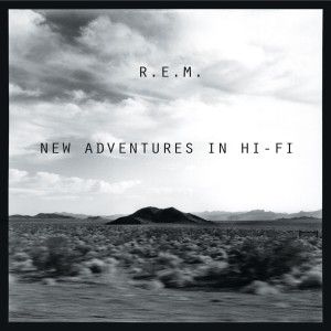 R.E.M. - New Adventures In Hi-Fi CD - WBCD 1851