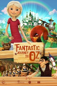 Fantastic Journey to Oz DVD - GRDGDVD003