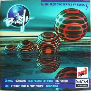 La Bush - Music From The Temple Of House Vol. 3 CD - AS5638