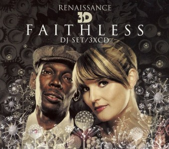 Faithless - Renaissance: DJ Set CD - REN28CD
