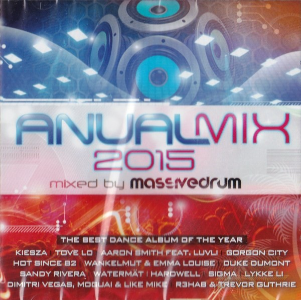 Anual Mix 2015 Mixed By Massivedrum CD - 11.80.9637