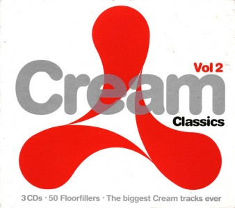 Cream Classics: Vol. 2 CD - WSMCD189