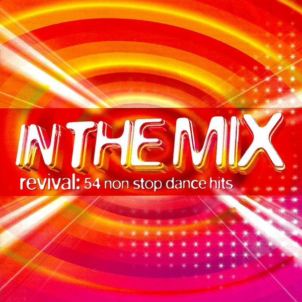 In The Mix (Revival: 54 Non Stop Dance Hits) CD - VTDCD 727