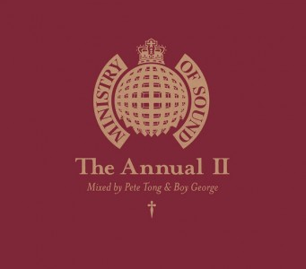 Pete Tong & Boy George - Ministry Of Sound: The Annual II CD - ANNCD96