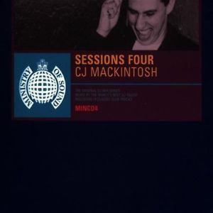 C.J. Mackintosh - Ministry Of Sound Sessions 4 CD - MINCD4