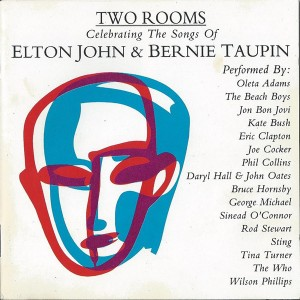 Two Rooms: Celebrating The Songs Of Elton John & Bernie Taupin CD - DARCD3025