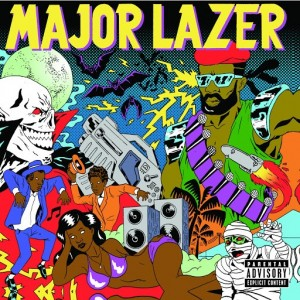 Major Lazer - Guns Don't Kill People... Lazers Do CD - CDJUST308