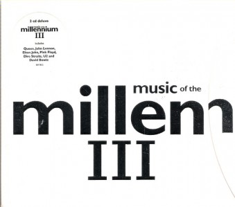 Music Of The Millennium III CD - DARCD 3041