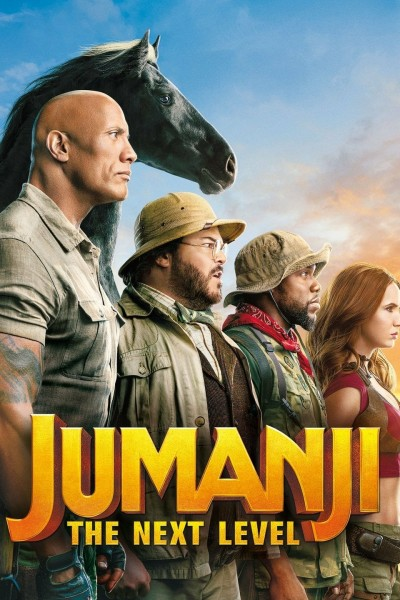 Jumanji: The Next Level DVD - 10230586