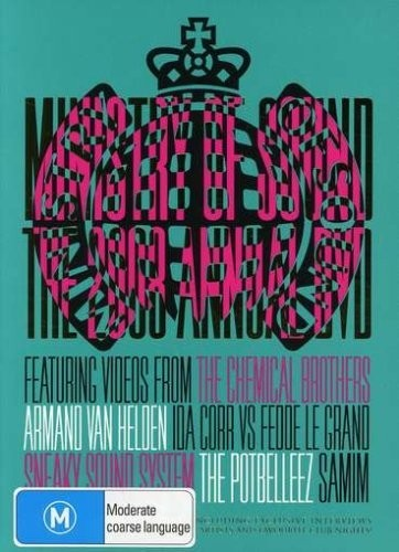 Ministry Of Sound: The 2008 Annual DVD DVD - MOSADVD003