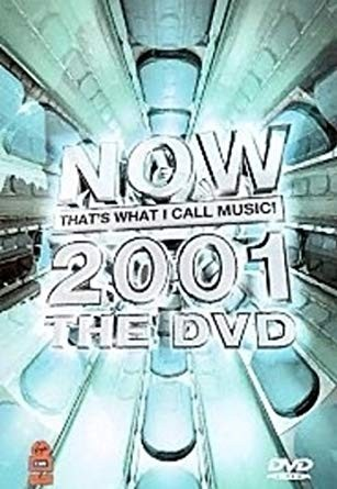 Now That's What I Call Music! 2001 The DVD DVD - 724349262195