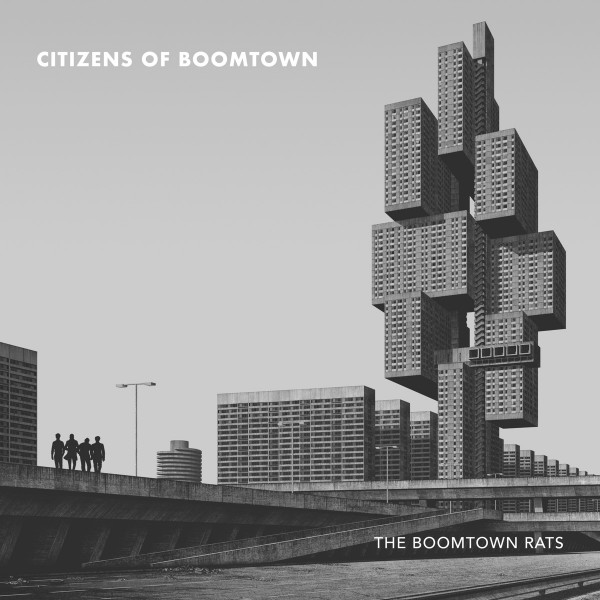 The Boomtown Rats - Citizens Of Boomtown CD - 5053859234