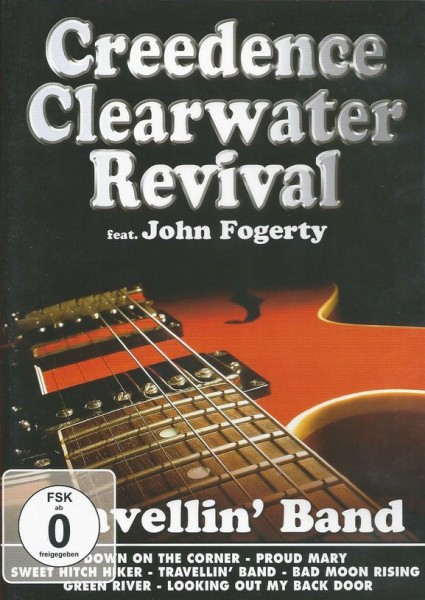 Creedance Clearwater Revival - Travellin' Band DVD - 9002986612995