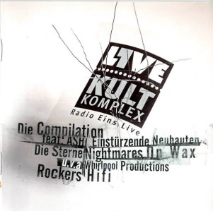 Kultkomplex Compilation CD - RTD 19531892
