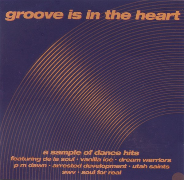 Groove Is In The Heat CD - RENCD 120