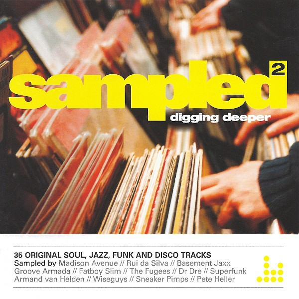 Sampled 2: Digging Deeper CD - VTDCD 363
