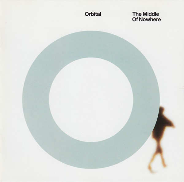Orbital - The Middle Of Nowhere CD - 3984271942