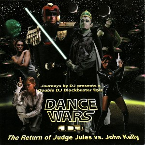 Dance Wars CD - JDJCD10