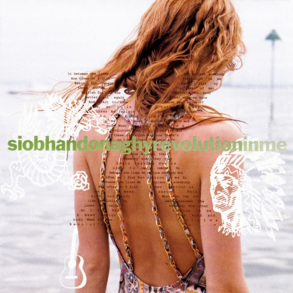 Siobhan Donaghy - Revolution in Me CD - 5046687802