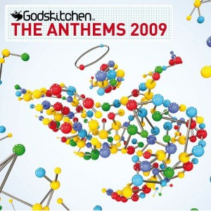 Godskitchen: The Anthems 2009 CD - NEWCD9036